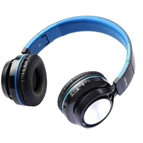 Toshiba Foldable Wireless Headphone + 1 FREE - RZE-BT200H 1