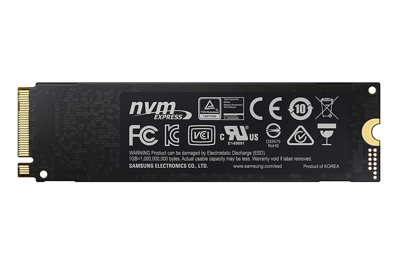 Samsung 970 Evo Plus M.2 SSD 5
