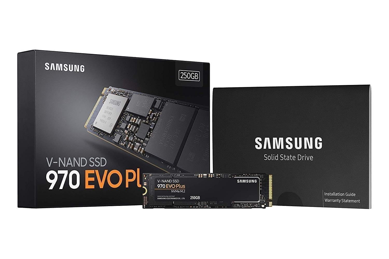 Samsung 970 Evo Plus M.2 SSD 2