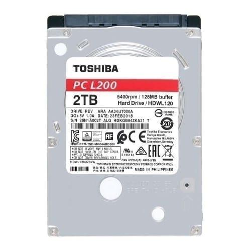Toshiba L200 Laptop Internal Hard Drive 3