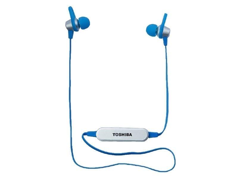 Toshiba Wireless Stereo Earphone RZE-BT110E 5