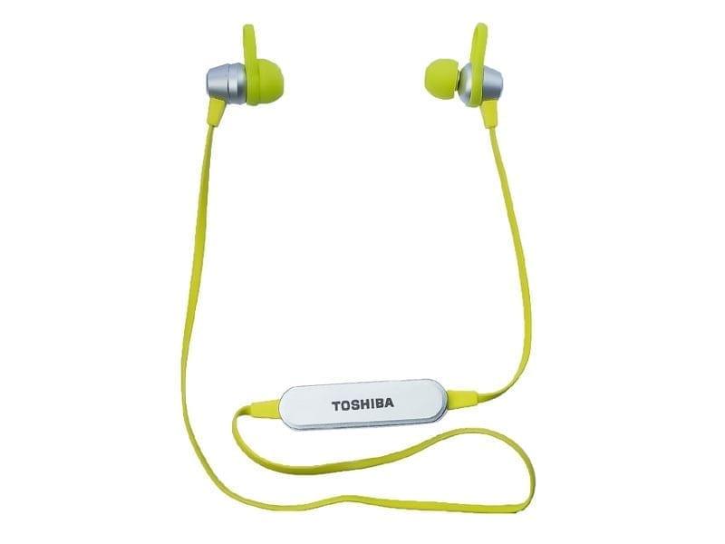 Toshiba Wireless Stereo Earphone RZE-BT110E 9