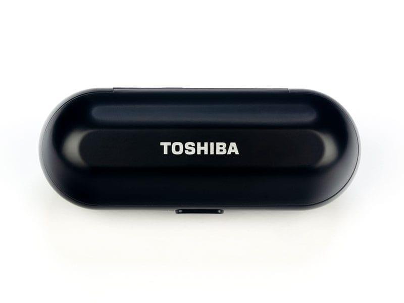 Toshiba True Wireless Bluetooth Earbuds with Dual Mics RZE-BT800E 3