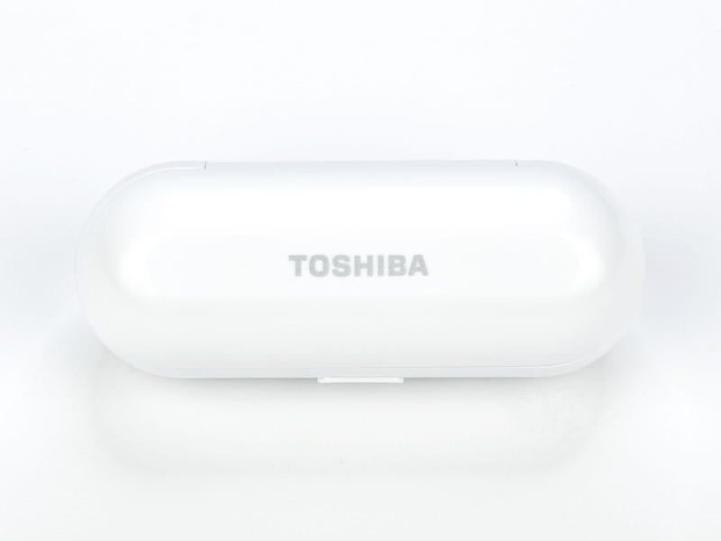 Toshiba True Wireless Bluetooth Earbuds with Dual Mics RZE-BT800E 6