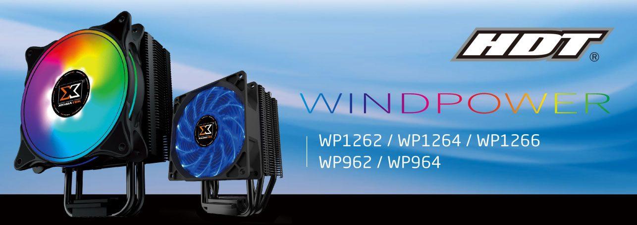 Xigmatek Windpower Series Cooler EN42357 10