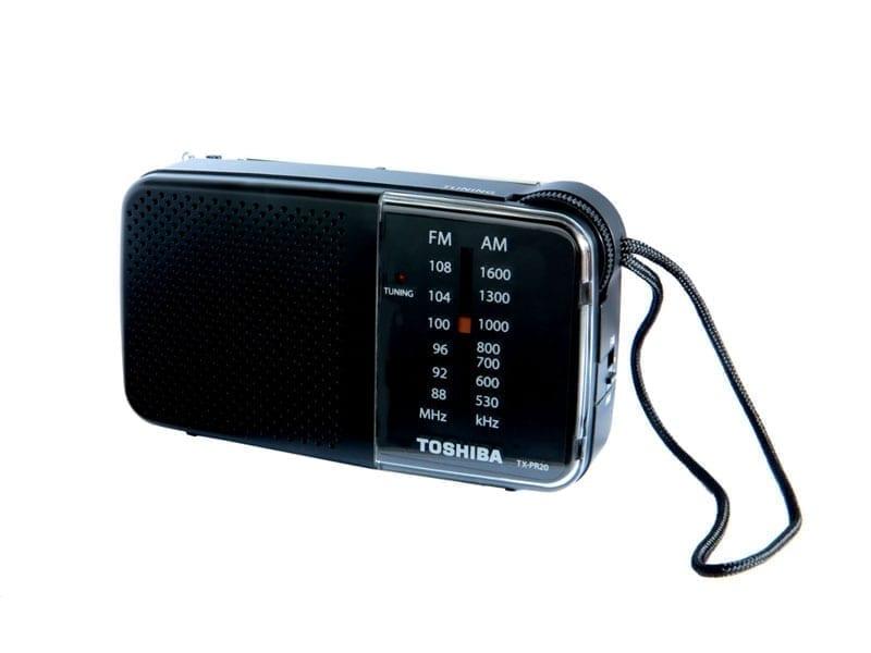 Toshiba Pocket Radio TX-PR20 1