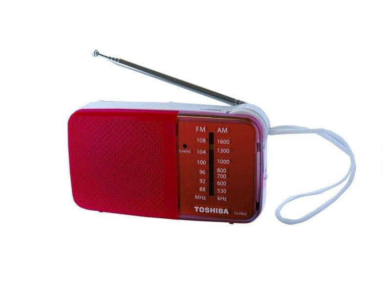 Toshiba Pocket Radio TX-PR20 10