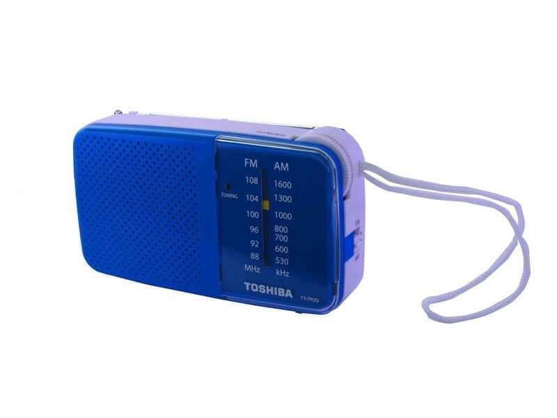 Toshiba Pocket Radio TX-PR20 3