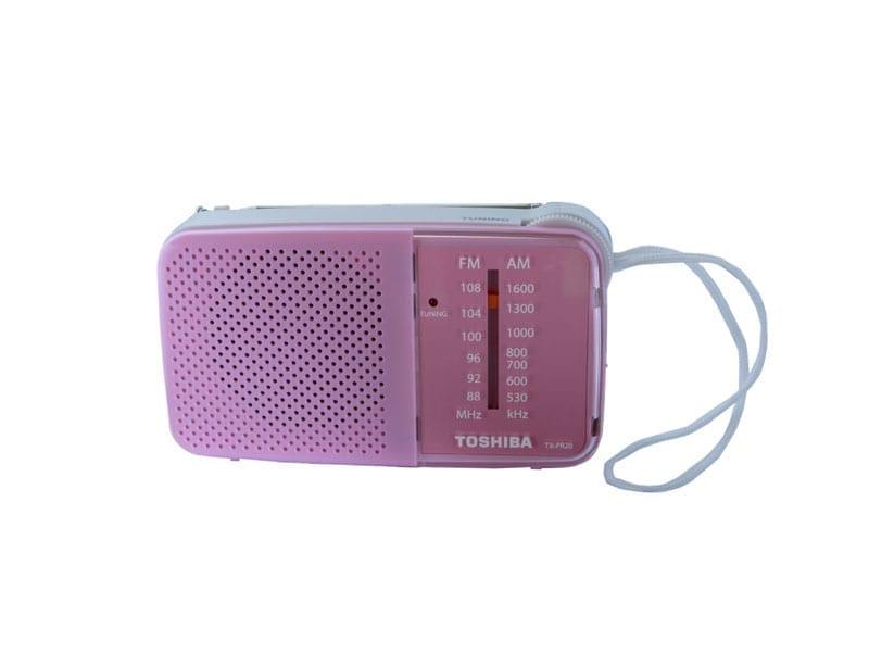 Toshiba Pocket Radio TX-PR20 7