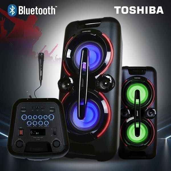 Toshiba Portable Sound System TY-ASC60 2