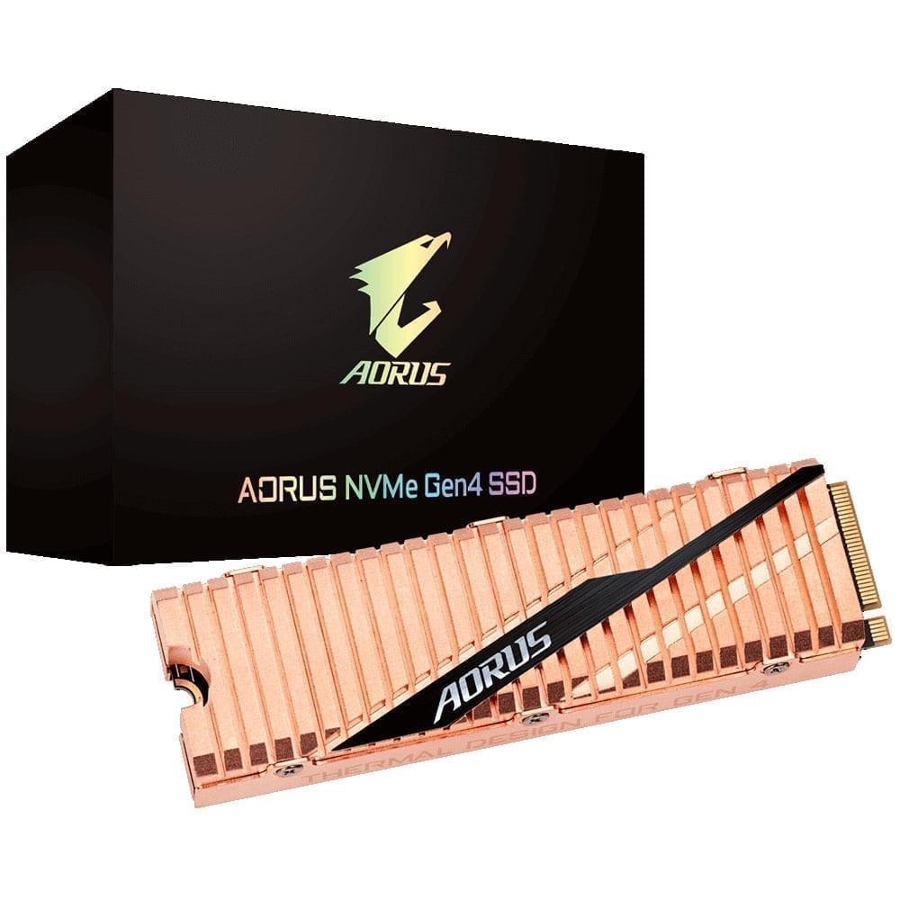 Gigabyte AORUS NVMe Gen4 SSD 1TB 1