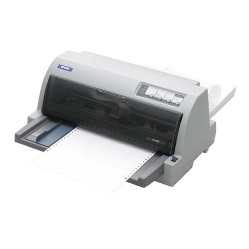 Epson LQ-690 dot matrix printer 3