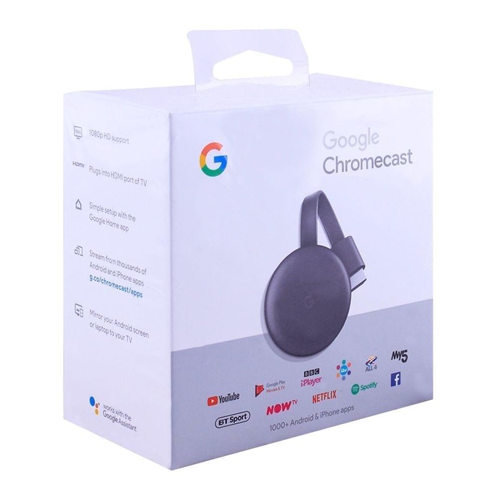 Google Chromecast Gen 3.0 - GA00439GB 3