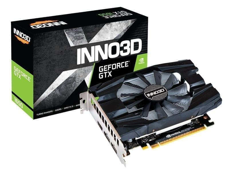 INNO3D GEFORCE GTX 1650 COMPACT 1