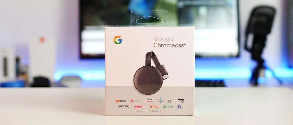 Google Chromecast Gen 3.0 - GA00439GB 7