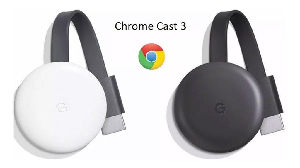 Google Chromecast Gen 3.0 - GA00439GB 8