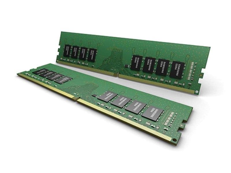 سامسونج ذاكرة عشوائية رام متوافقة مع أجهزة الكمبيوتر UDIMM 2400 ميغاهيرتز 1