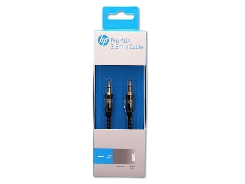 HP Cable Aux 3.5 mm HP Pro 2