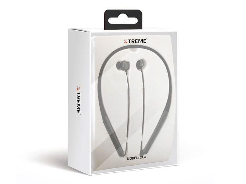Xtreme Portable True Wireless Bluetooth Earbuds OLA Black 1