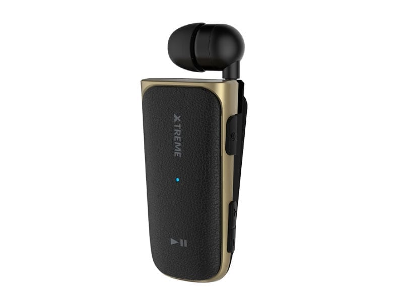 Xtreme EasyPull Plus Bluetooth Earphone 5