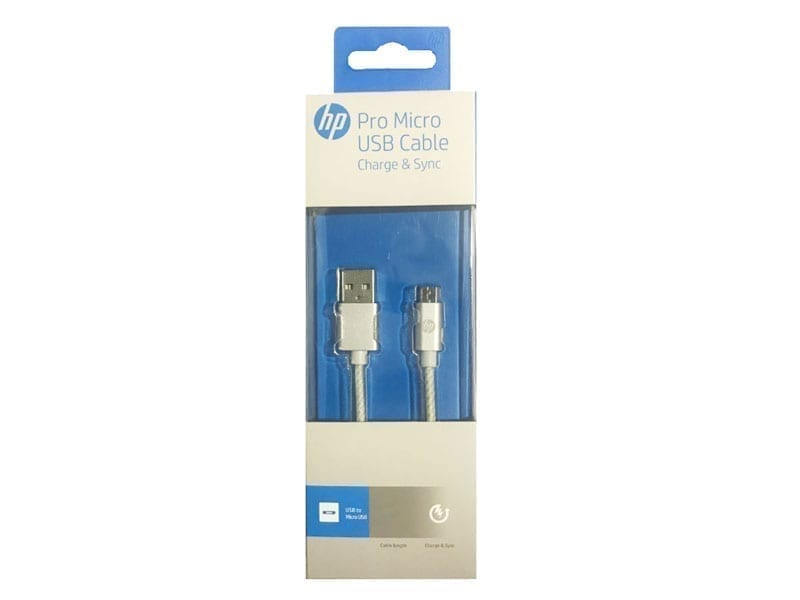 HP PRO Micro USB Cable 4