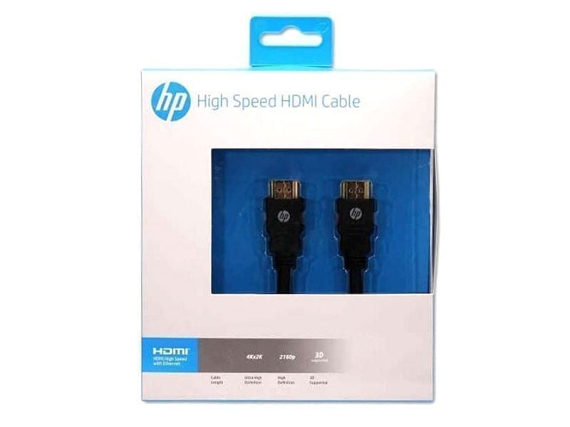 HP Cable HDMI to HDMI - Black 3
