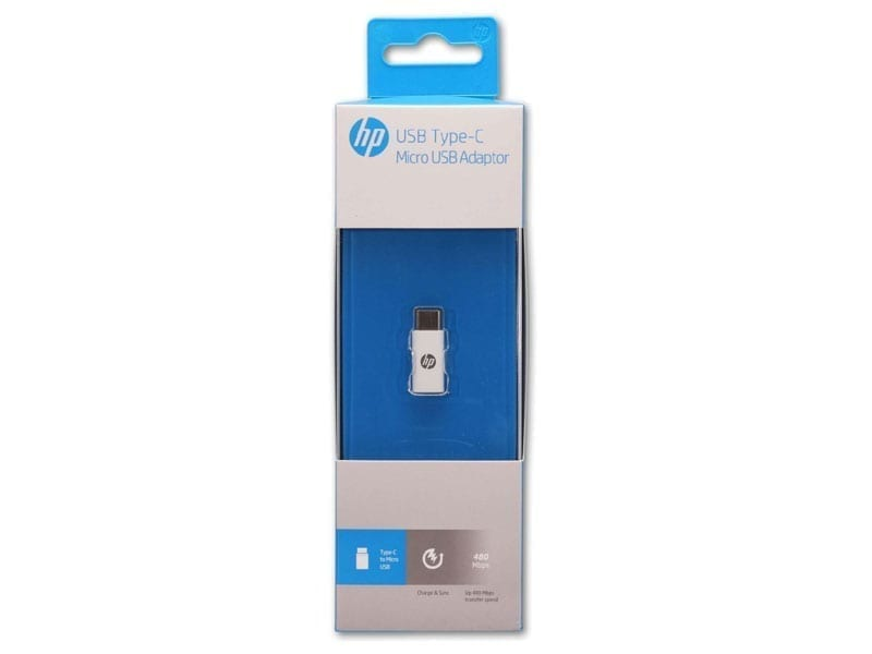 HP Adapter Micro USB to Type-C Dongle 2