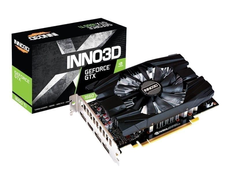 INNO3D GEFORCE GTX 1660 COMPACT 3