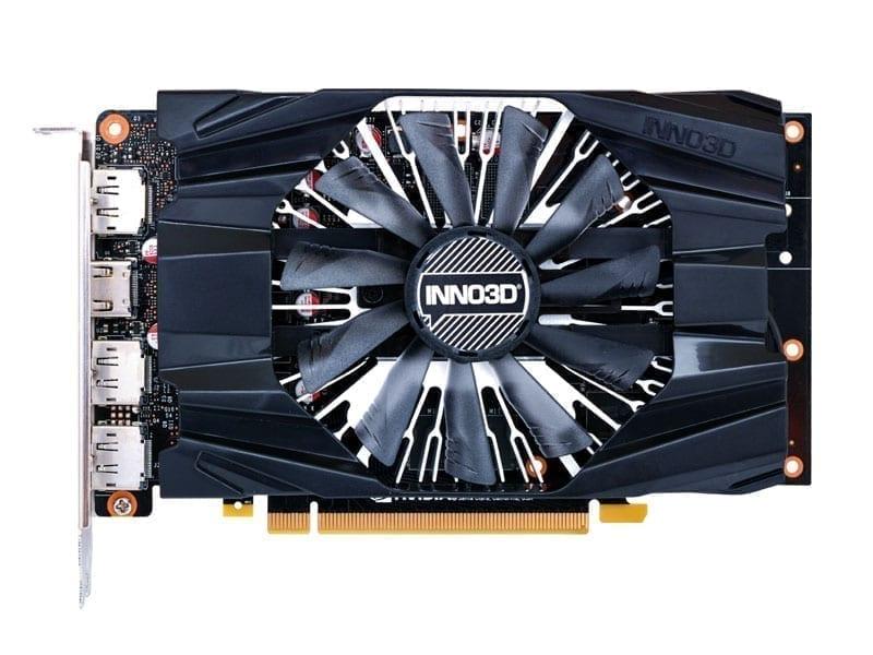 INNO3D GEFORCE GTX 1660 COMPACT 5