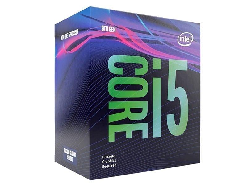 Intel 9th Genaration Core i5 9400F 2.9GHz 6-Core 9MB LGA 1151 Processor 1
