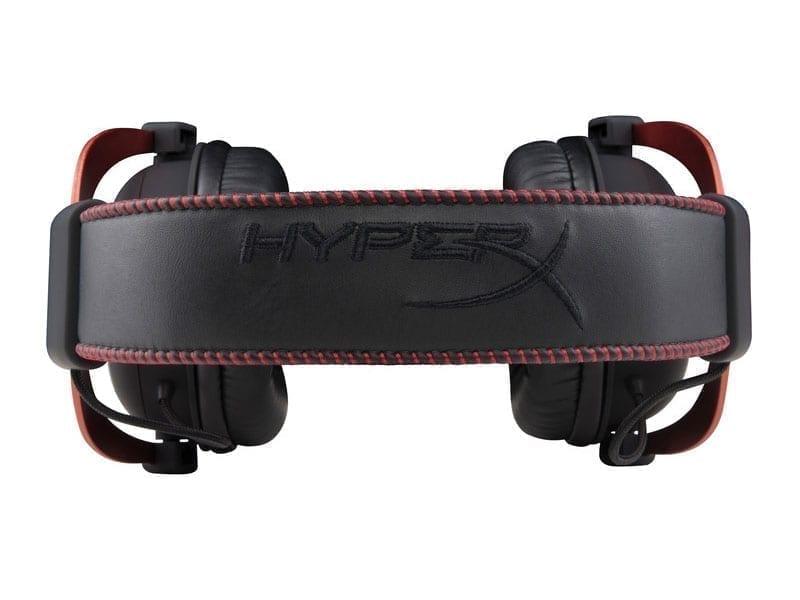 HyperX Cloud II Pro Gaming Headset (Red) 5