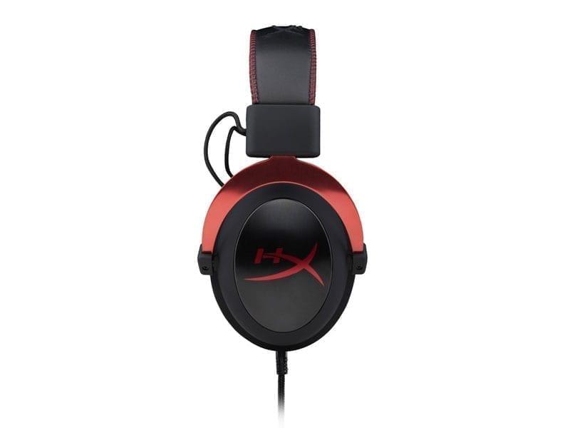 HyperX Cloud II Pro Gaming Headset (Red) 3