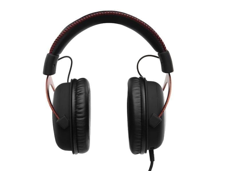 HyperX Cloud II Pro Gaming Headset (Red) 2
