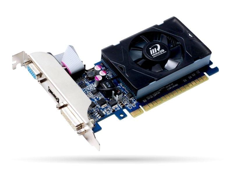 INNO3D GeForce GT 730 128-bit 4GB DDR3 LP 1