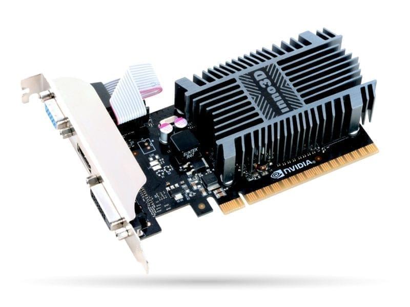 INNO3D GeForce GT 710 2GB DDR3 LP 1