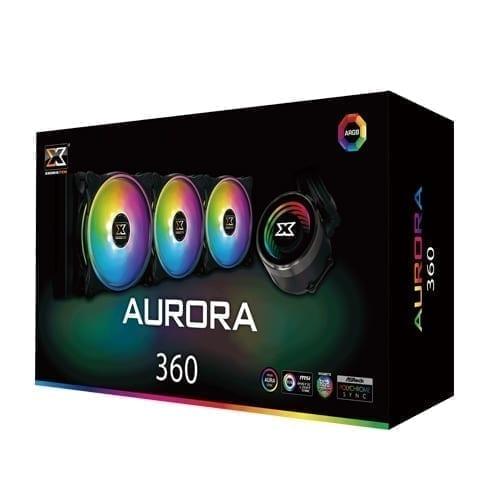Xigmatek AURORA 360 Cooler 2
