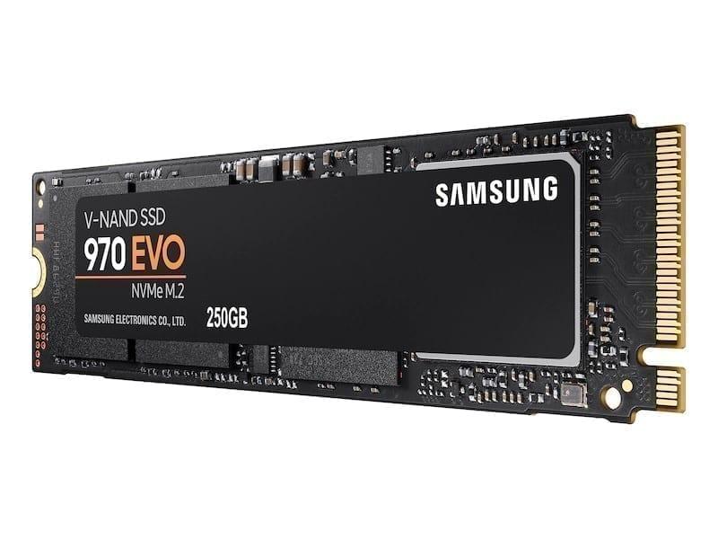 Samsung 970 EVO NVMe M.2 SSD 3