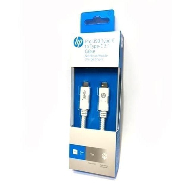 HP Pro USB-C TO USB-C PD v3.1 BLK 1.0m 6