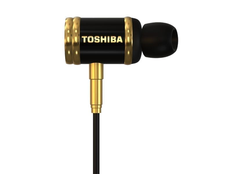 Toshiba JAPAEAR High Res Wired Earphone RZE-JHD333E 1