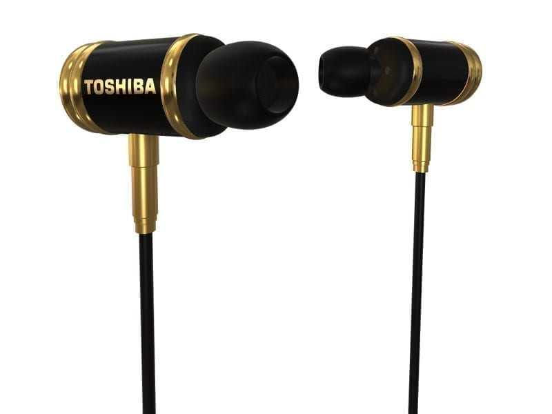 Toshiba JAPAEAR High Res Wired Earphone RZE-JHD333E 11