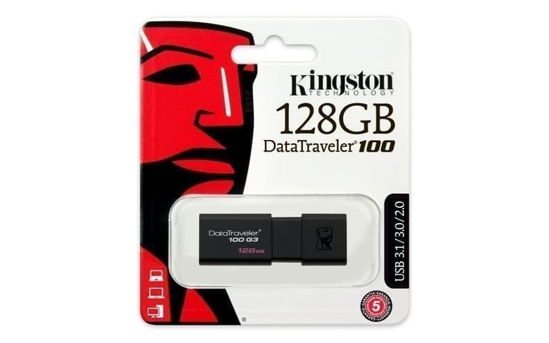 Kingston DataTraveler 100 G3 USB 3.0 8