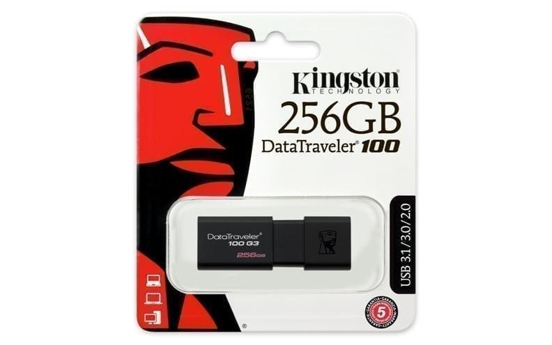 Kingston DataTraveler 100 G3 USB 3.0 11