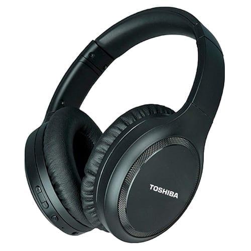 Toshiba Noise-Cancelling Wireless Headphones - RZE-BT1200H 3
