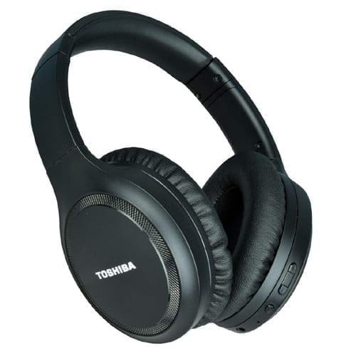 Toshiba Noise-Cancelling Wireless Headphones - RZE-BT1200H 1