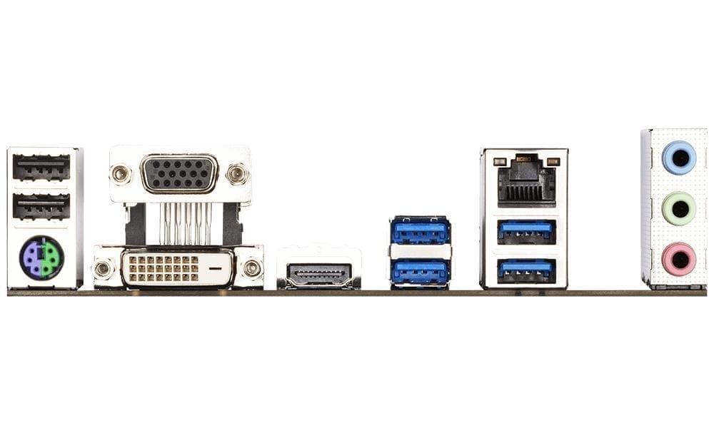 Gigabyte B460M DS3H (rev. 1.0) Motherboard 4