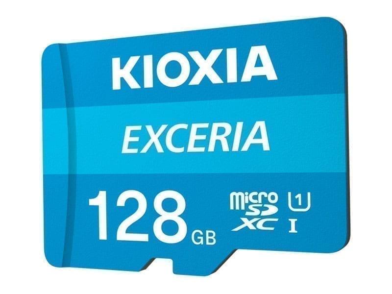 KIOXIA microSD EXCERIA 14