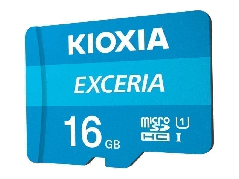 KIOXIA microSD EXCERIA 2