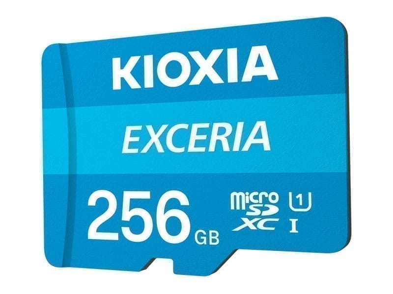 KIOXIA microSD EXCERIA 18