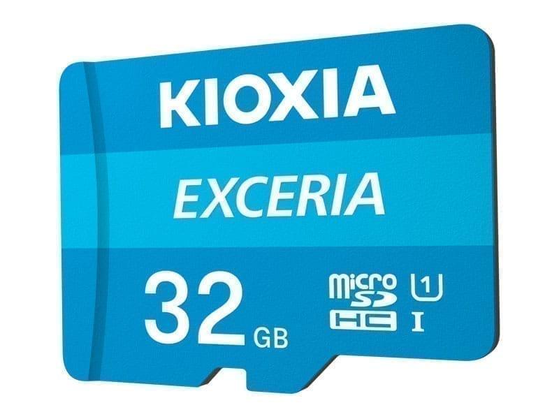 KIOXIA microSD EXCERIA 6
