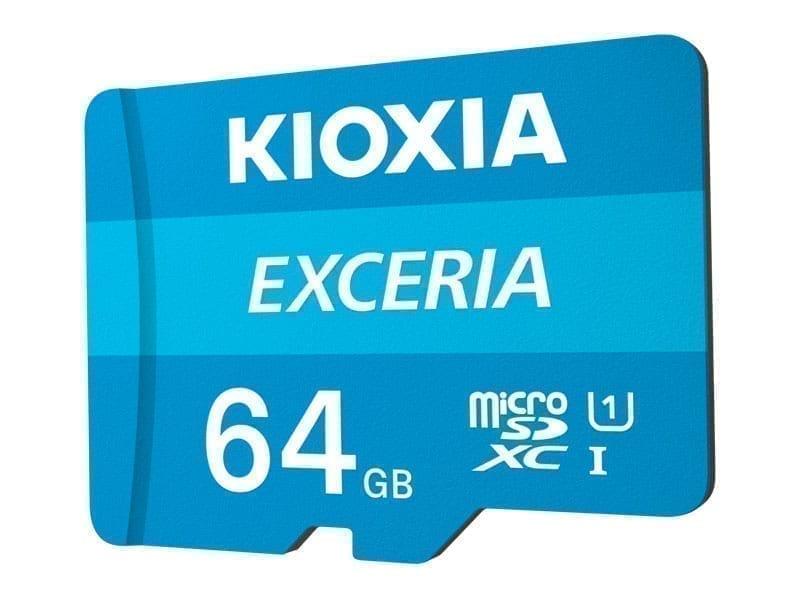 KIOXIA microSD EXCERIA 10
